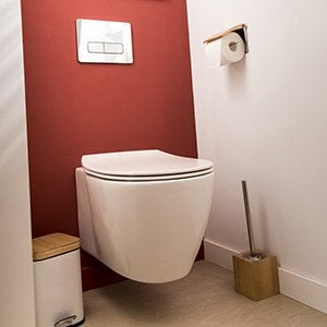 finest wc abattant et with wc japonais leroy merlin. Black Bedroom Furniture Sets. Home Design Ideas
