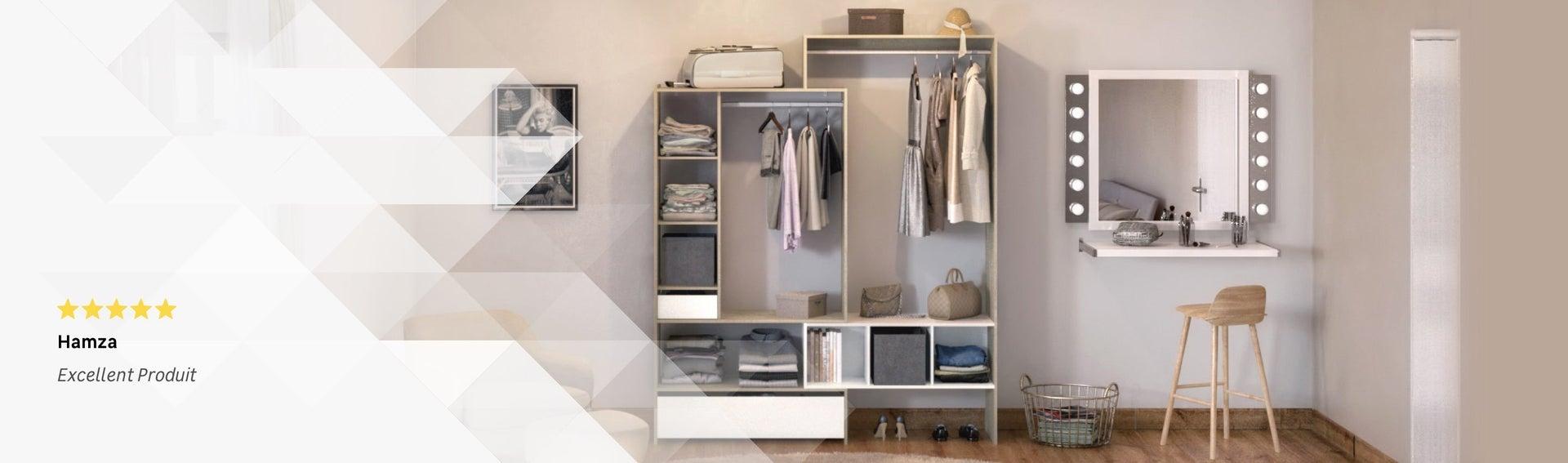 amnagement placard dressing et meuble de rangement