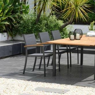 chaise et fauteuil de jardin - Mobilier De Jardin Leroy Merlin