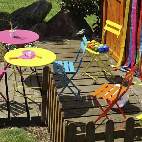 Beau Salon De Jardin Pour Enfants