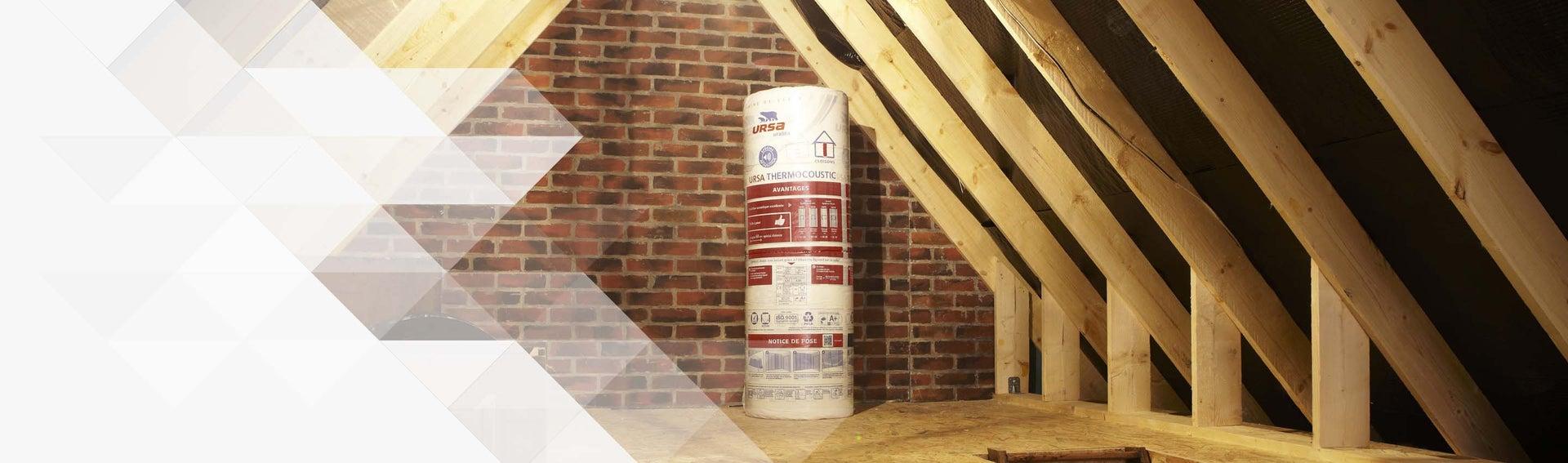 Isolation isover knauf ursa isolation thermique mur for Mur en verre interieur