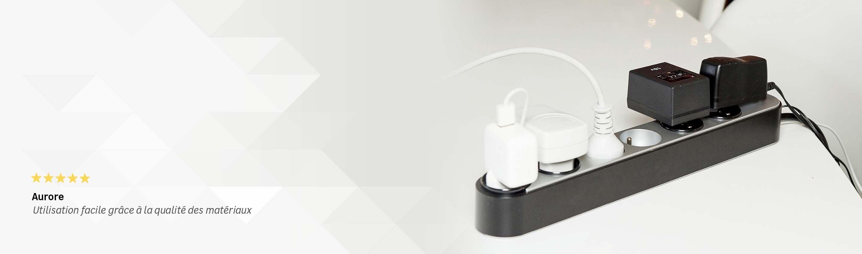 Rallonge, Multiprise, Enrouleur Et Câble électrique