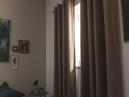 rideau voilage et vitrage leroy merlin. Black Bedroom Furniture Sets. Home Design Ideas