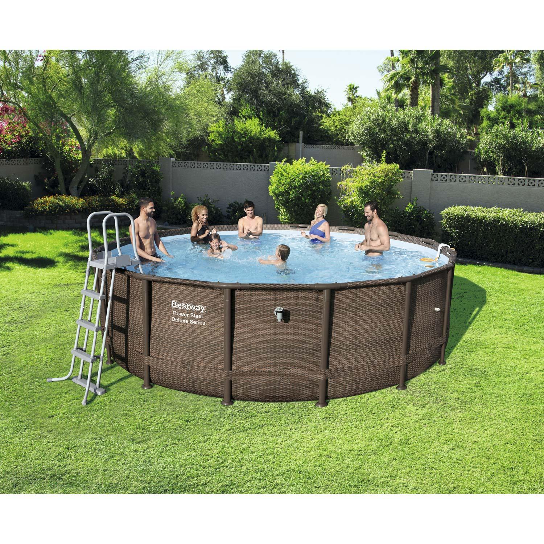 prix piscine hors sol Saint-Maurice-l'Exil
