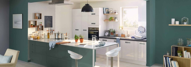 créer une cuisine | leroy merlin