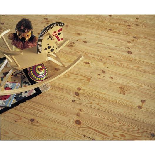 plancher massif pin maritime noueux x cm ep. Black Bedroom Furniture Sets. Home Design Ideas