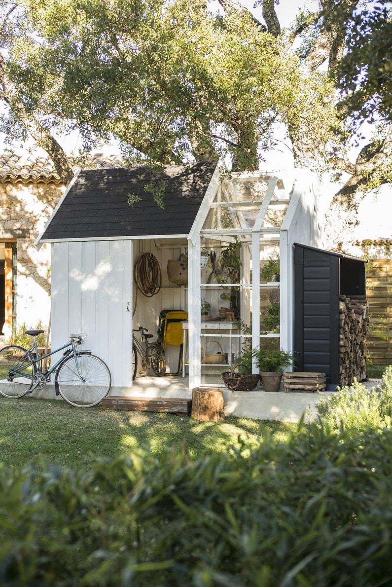 abri jardin bois leroy merlin. Black Bedroom Furniture Sets. Home Design Ideas