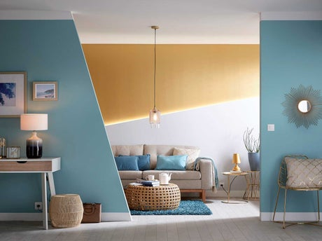 comment r aliser une cloison oblique leroy merlin. Black Bedroom Furniture Sets. Home Design Ideas