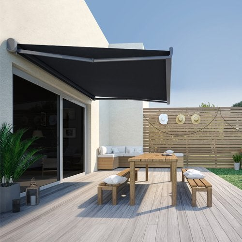 voilage exterieur pergola latest best pergola en bois voilages fins et pots de fleurs pour crer. Black Bedroom Furniture Sets. Home Design Ideas