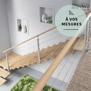 Porte coulissante porte int rieur verriere escalier menuiserie leroy m - Escalier meunier leroy merlin ...