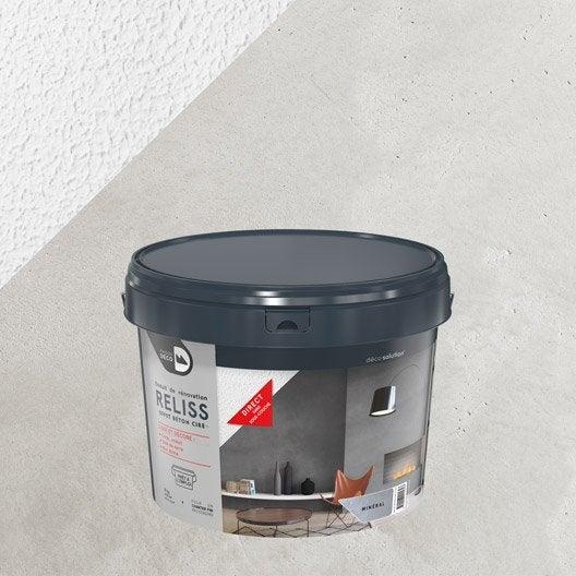 Peinture effet b ton peinture effet au meilleur prix - Peinture beton mineral ...