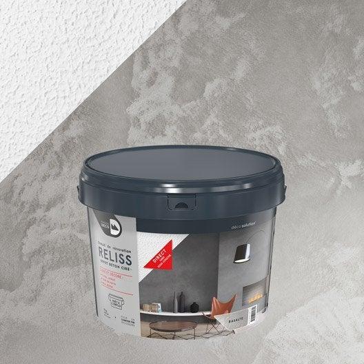 Peinture effet b ton peinture effet au meilleur prix for Enduit beton mineral