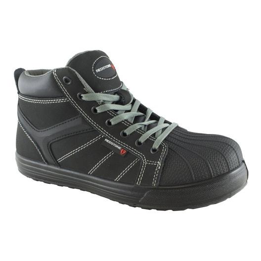 chaussures de s curit hautes redstone street coloris gris t40 leroy merlin. Black Bedroom Furniture Sets. Home Design Ideas