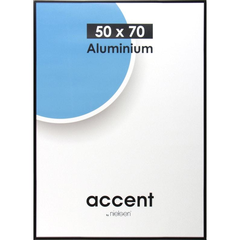Cadre Accent 50 X 70 Cm Noir