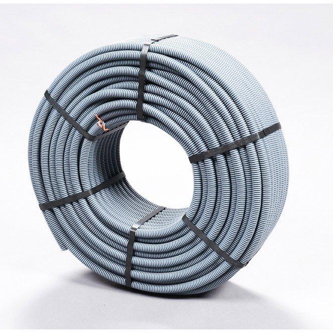 gaine pr fil e d 39 installation 3 x 1 5 mm m leroy merlin. Black Bedroom Furniture Sets. Home Design Ideas