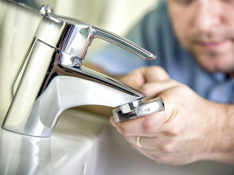 Réparer les fuites de robinet