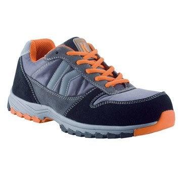 Chaussures de sécurité basses KAPRIOL Derby, coloris grise T42