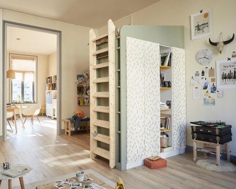 La cohabitation avec des espaces modulables dans la pièce à vivre