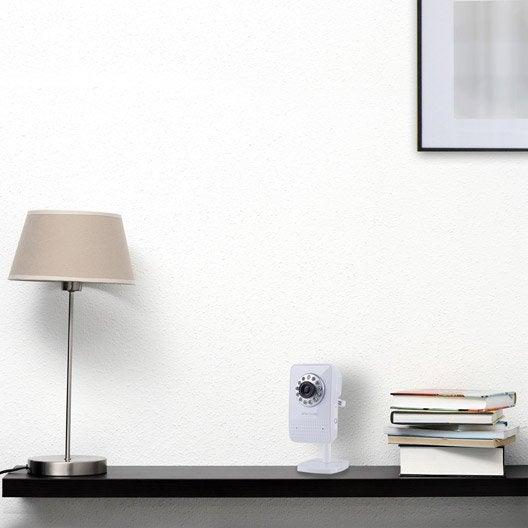 cam ra connect e c723ip sw smartwares leroy merlin. Black Bedroom Furniture Sets. Home Design Ideas