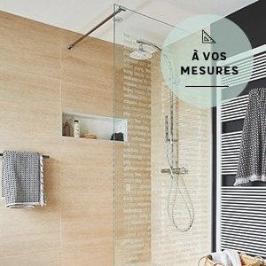 Douche Salle De Bains Leroy Merlin