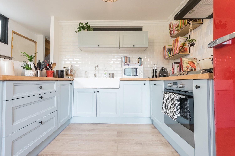 la cuisine originale de marine poitiers leroy merlin. Black Bedroom Furniture Sets. Home Design Ideas
