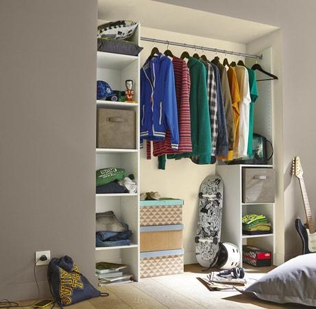 Un kit dressing pour la chambre d'adulte ou d'enfant