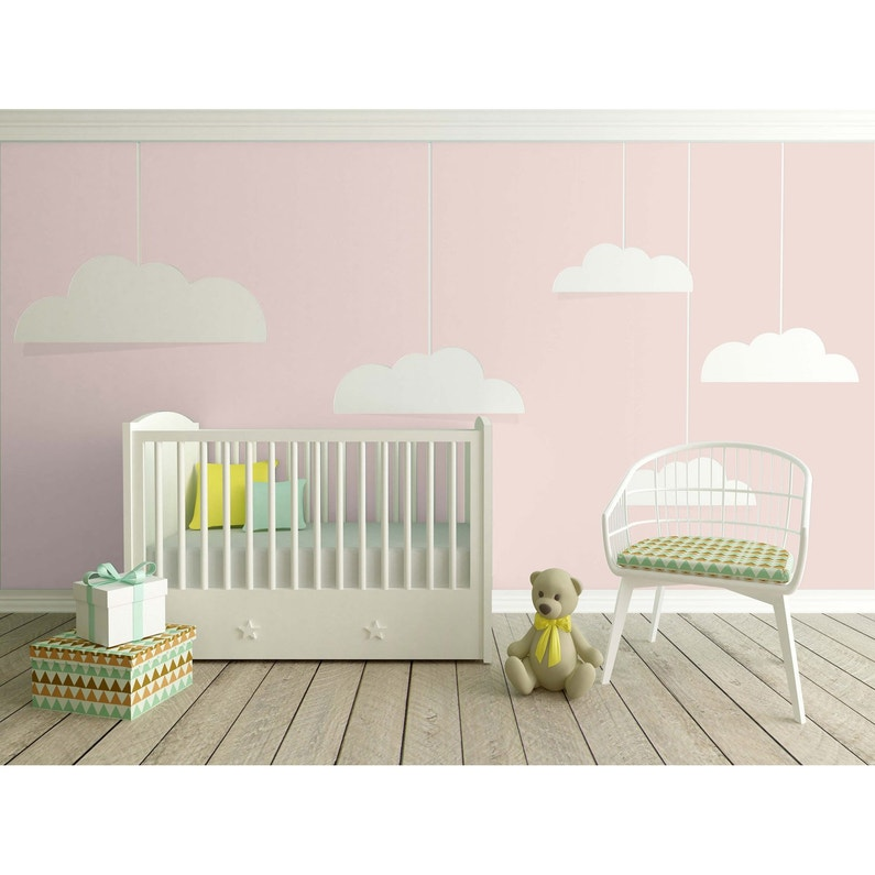 Peinture rose ballerine satin RIPOLIN Chambre enfants 0.5 l   Leroy ...