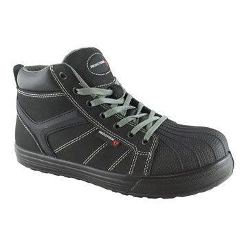 chaussures de s curit equipement et protection du bricoleur outillage au meilleur prix. Black Bedroom Furniture Sets. Home Design Ideas
