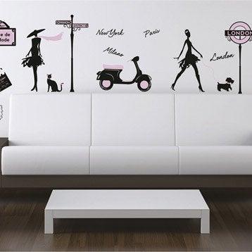 Stickers - Muraux, Autocollant | Leroy Merlin