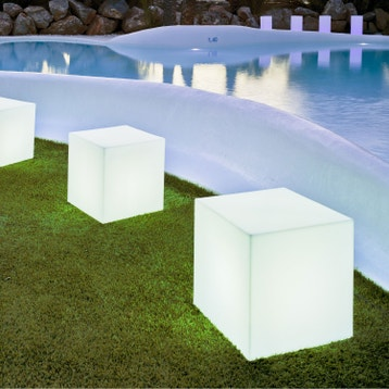 Eclairage Decoratif Exterieur Design Au Meilleur Prix Leroy Merlin