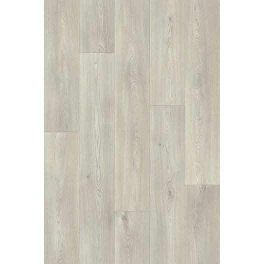 sol pvc sherwood bois blanchi fdh 4 m leroy merlin. Black Bedroom Furniture Sets. Home Design Ideas