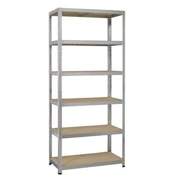 Etag re et armoire utilitaire armoire m tallique - Rangement pour verres a pied sous etagere ...