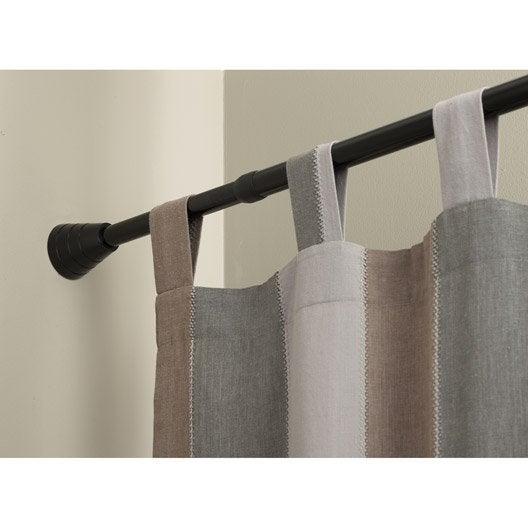 leroy merlin barre rideau zakelijksportnetwerkoost. Black Bedroom Furniture Sets. Home Design Ideas