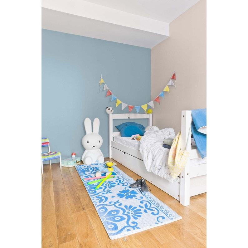 Peinture bleu polaire satin RIPOLIN Chambre enfants 0.5 l
