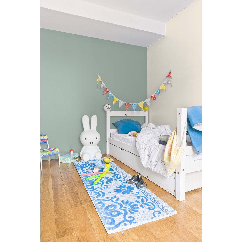 peinture vert d 39 eau satin ripolin chambre enfants 0 5 l leroy merlin. Black Bedroom Furniture Sets. Home Design Ideas