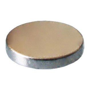 Lot De 8 Magnets Métal Cylindre Argent L67 X H11 Cm
