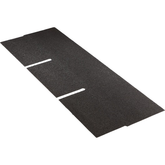 Bardeau noir top shingle x 1m leroy merlin - Bardeau bitume leroy merlin ...