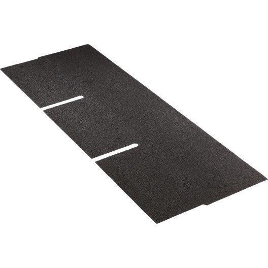 Bardeau noir top shingle x 1m leroy merlin - Shingle leroy merlin ...