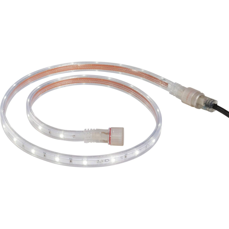 Ruban Led 1 M Extérieur Flex Led Intégrée 300 Lm Blanc Inspire Ruban Led Extérieur