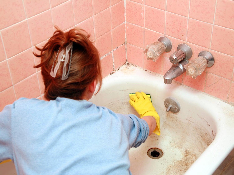 Salle de bains leroy merlin for Peindre une baignoire en email