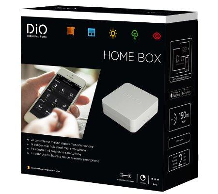 Box Connectée Homebox Dio