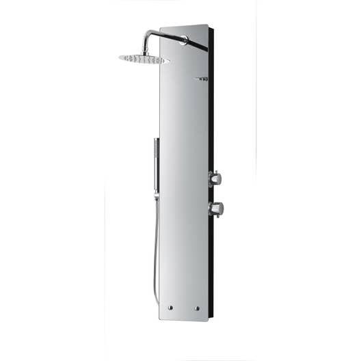 colonne de douche miroir