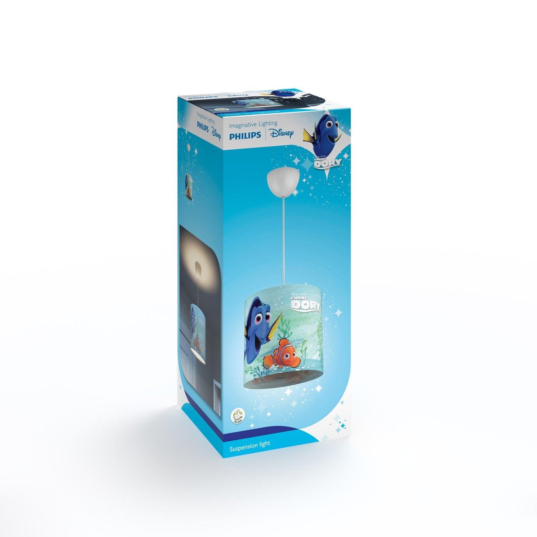 1 Intégrée Multicolore Philips Dory X Plastique 60 W SuspensionLed Enfant iuOkPXZ