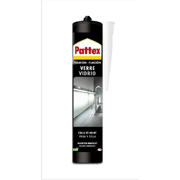 Colle Mastic Fixation Verre Pattex 300 G