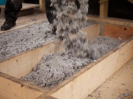 Isoler les sols en tage leroy merlin for Isolation plancher bois etage