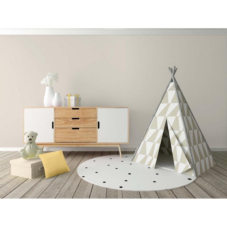 Peinture beige poudré satin RIPOLIN Chambre enfants 2.5 l   Leroy Merlin