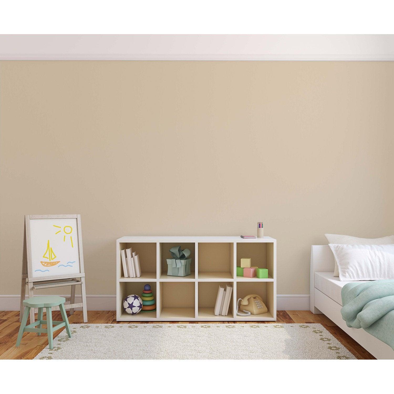 ... Peinture Blanc Lin Satin RIPOLIN Chambre Enfants 2.5 L ...
