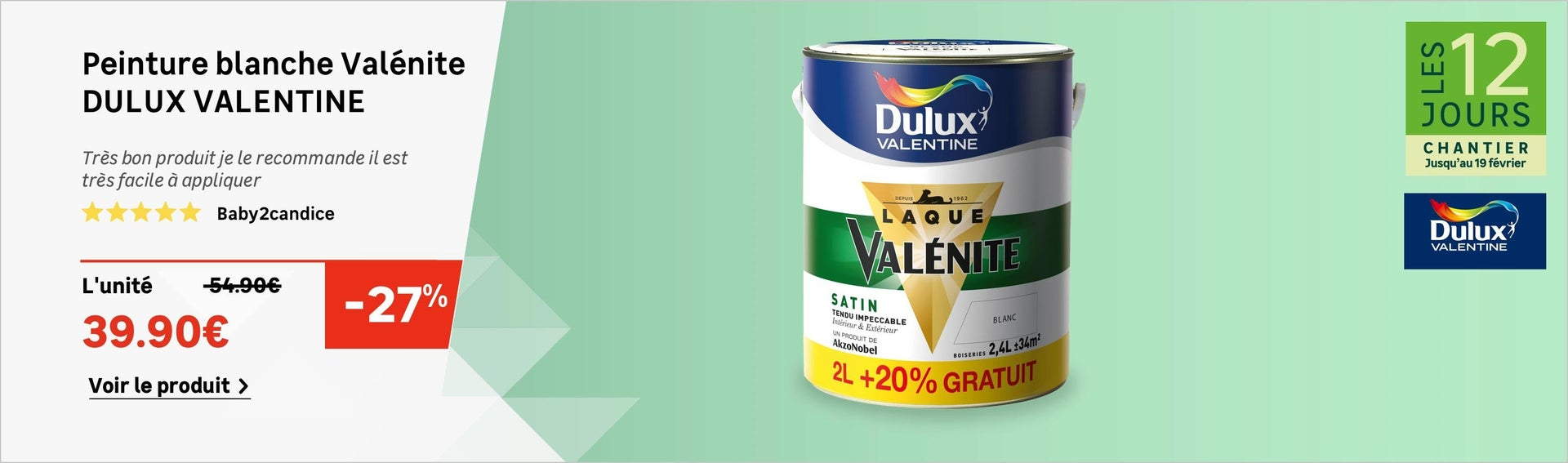 peinture intrieure peinture valnite dulux valentine - Meilleur Marque De Peinture Interieur