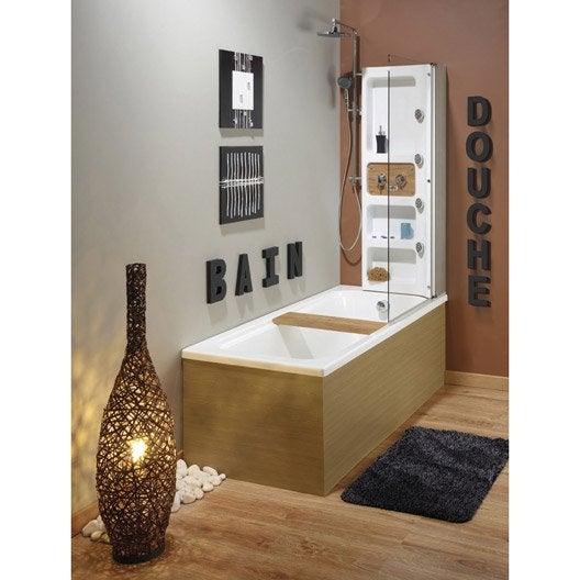baignoire porte baignoire douche salle de bains au. Black Bedroom Furniture Sets. Home Design Ideas