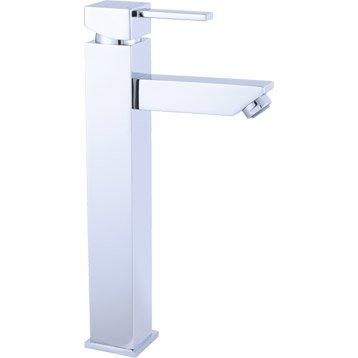 Mitigeur lavabo chromé, SENSEA Luka